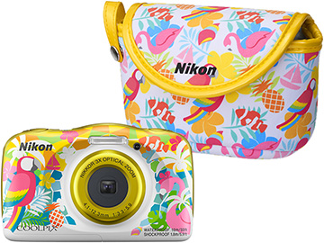 COOLPIX W150 リゾート ケースセット