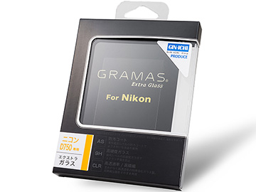 GRAMAS Extra Camera Glass(D750用)