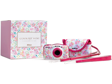 COOLPIX W150 FLOWER LIMITED BOX